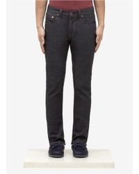 J Brand Slim Straightfitted Jeans - Lyst