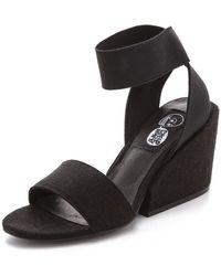 Cheap Monday - Stomp Sandals - Lyst