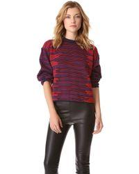 M Missoni | Space Dye Sweatshirt | Lyst