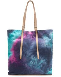 Zara Multicolored Shopper - Lyst