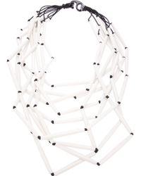 Antonella Filippini - Beaded Layered Necklace - Lyst