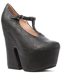 Jeffrey Campbell The Teez Shoe - Lyst