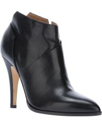 Maison Margiela Pointed Toe Ankle Boot - Lyst