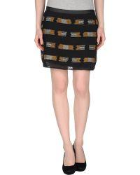 Gryphon - Mini Skirt - Lyst