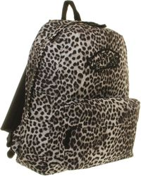 Vans Realm Backpack Snow Leopard - Lyst