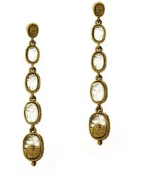 House Of Harlow Renewal Of Life Earrings - Lyst