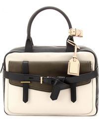 Reed Krakoff - Fighter Leather Tote - Lyst