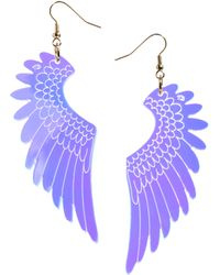 Tatty Devine | Exclusive To Asos Pegasus Large Drop Earrings | Lyst