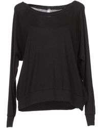 American Apparel - Long Sleeve Sweater - Lyst