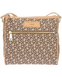 DKNY Town Country Shoulder Bag - Lyst