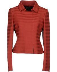Akris - Tweed Boucle Jacket - Lyst