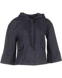 B Store Jacket gray - Lyst