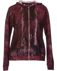 Just Cavalli Sweatshirt - Lyst