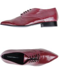 Luca Valentini Lace-Up Shoes - Lyst