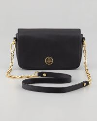 Tory Burch Robinson Mini Chain-Strap Bag - Lyst