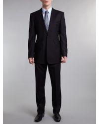 Hugo Boss James Sharp Regular Fit Suit - Lyst