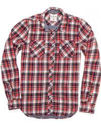 Splendid Mills Cliff Shirt - Lyst