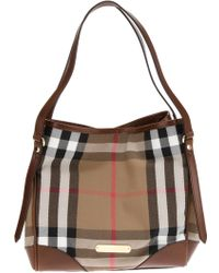 Women s Burberry Brit Totes and shopper bags 0611a33f68