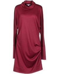 Diane von Furstenberg Kneelength Dress - Lyst