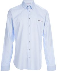 Gucci Classic Button Down Shirt - Lyst