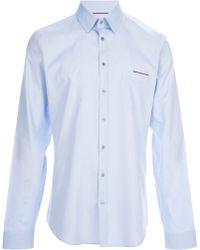 Gucci Classic Button Down Shirt - Lyst