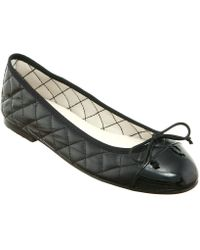 Office Cecilia Toecap Ballerina Shoes - Lyst