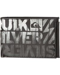 Quiksilver - All I Need Bill Fold Wallet - Lyst