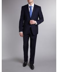 Tommy Hilfiger Kevin Brooks Striped Suit - Lyst