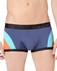 Calvin Klein Bold Micro Low Rise Trunks - Lyst