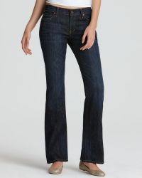 Ash Citizens Of Humanity Petites Dita Bootcut Jeans in New Pacific Wash - Lyst