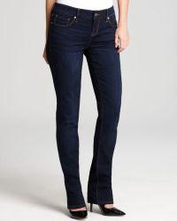 Isaac Mizrahi New York - Emma Straight Jeans - Lyst