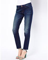 Levi's Levis Curve Id Denim Curve Skinny Jeans - Lyst