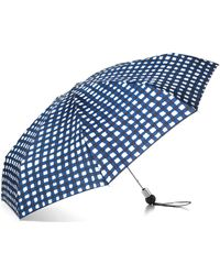 Marc By Marc Jacobs - Molly Check Umbrella - Lyst