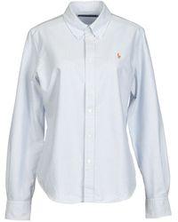 Ralph Lauren Shirts - Lyst