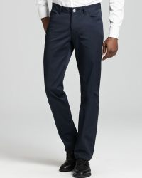 Theory Haydin Writer Pants - Slim Fit - Lyst