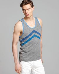 Threads For Thought - Threads For Thought Chevron Tank - Lyst