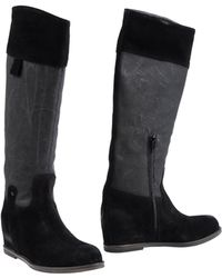Enrico Fantini High-Heeled Boots - Lyst