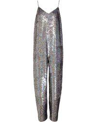 Ashish - Holographic Sequin Jumpsuit - Lyst