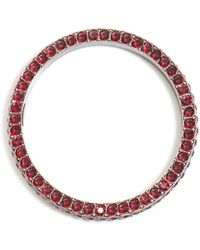 Lanvin - Babylon Crystal Embellished Bangle - Lyst