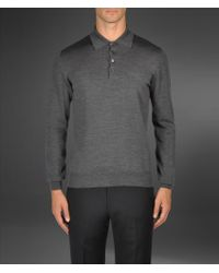 Armani Polo Neck - Lyst