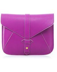 IIIBeCa by Joy Gryson Church Street Envelope Crossbody Bag - Lyst