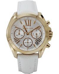 Michael Kors Bradshaw Watch - Lyst