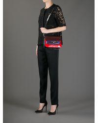Proenza Schouler Ps11 Mini Colourblocked Classic Shoulder Bag - Lyst