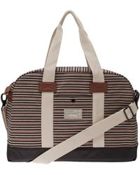 Hex - Cabana Stripe Duffel Bag - Lyst