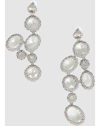 Isaac Mizrahi Earrings - Lyst