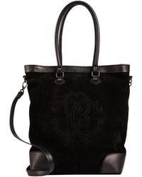 Roberto Cavalli Shoulder Bag - Lyst