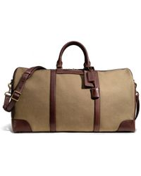 Coach Bleecker Cabin Bag in Canvas - Lyst
