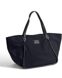 Juicy Couture Young Wild and Free Canvas Tote Bag - Lyst