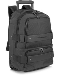 Porsche Design - Twin Backbag - Black Backpack Carry On Trolley - Lyst