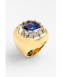 Rose Pierre | Treasure Cocktail Ring | Lyst
